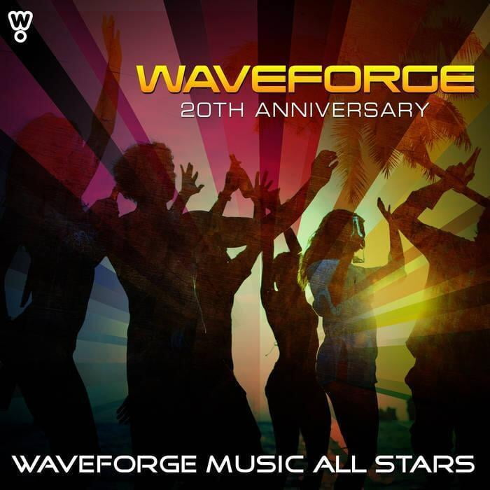 Waveforge 20th Anniversary [EP] by Waveforge Music All Stars